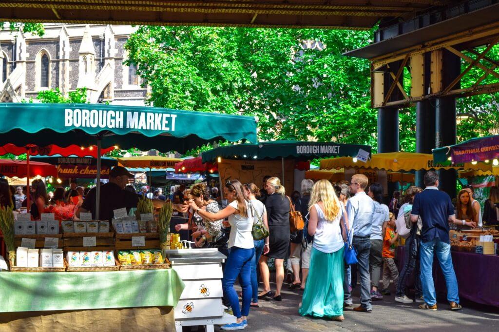 Uitjesbrigade | Markt